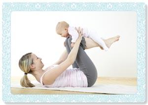 Week 8 Kom weer in vorm na je zwangerschap